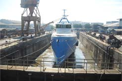 Graving Dock, Off Site